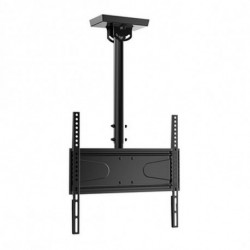 iggual STTV01 suporte de teto de ecrã plano 139,7 cm (55) Preto IGG314524