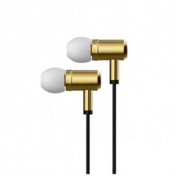 Kopfhörer mit Mikrofon Ref. 101370 Gold