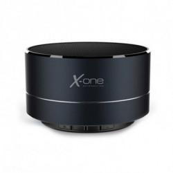 Altavoz Portátil Ref. 101004 Bluetooth mSD Negro