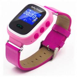 Overnis Smartwatch para Niños 221915 GPS GSM Tracking USB 5 V Rosa