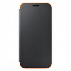 Samsung EF-FA320 funda para teléfono móvil Libro Negro EF-FA320PBEGWW