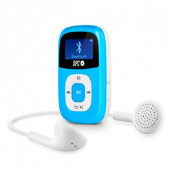 SPC Firefly MP3 player Blue 8 GB 8668A