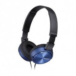 Sony Diadem-Kopfhörer MDRZX310APA 98 dB Blau MDRZX310APL