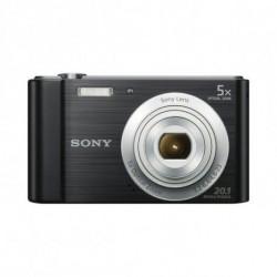 Sony Kompaktkamera DSCW800B Schwarz DSC-W800B.CE3
