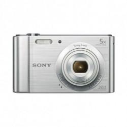 Sony Kompaktkamera DSCW800S Silber DSC-W800S.CE3