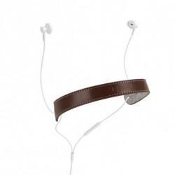 Ebbelt Auriculares de botão CLASS 31370 Castanho