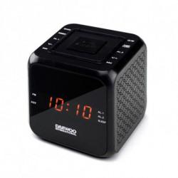 Daewoo Radio Sveglia DCR-450 Nero