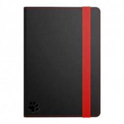 CATKIL Universal Tablet-Hülle CTK003 Schwarz Rot