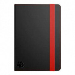 CATKIL Universal Case for Tablets CTK003 Black Red