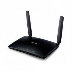 TP-Link 4G LTE-Wifi Dual Portable Router Archer MR200 AC750 5 GHz Black