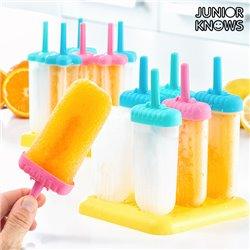 Junior Knows Eisformenset (13 Teile)