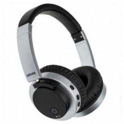 Denver Electronics BTN-206 BLACK Mobiles Headset Binaural Kopfband Schwarz, Silber 111191020100