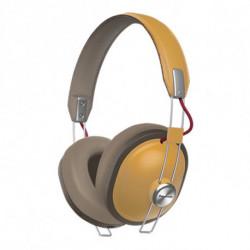 Panasonic Bluetooth-Kopfhörer RP-HTX80BEC Camel