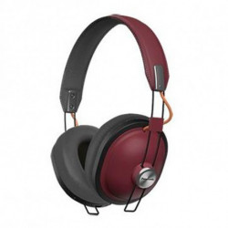 Panasonic Bluetooth Headphones RP-HTX80BE-R Red