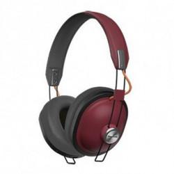 Panasonic Bluetooth-Kopfhörer RP-HTX80BE-R Rot