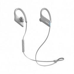 Panasonic Auriculares Deportivos RP-BTS55E-H Bluetooth Gris