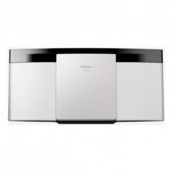 Panasonic Microcadena de Música SCHC200EGW HiFi Bluetooth 20W Blanco