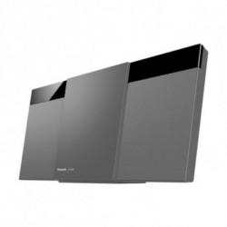 Panasonic Mini-Aparelhagem de Música SCHC300EGK HiFi Bluetooth 20W Preto