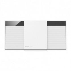 Panasonic Micro-Hi-Fi-System SCHC300EGW HiFi Bluetooth 20W Weiß