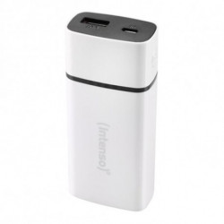 INTENSO Power Bank 7323522 5200 mAh Blanc