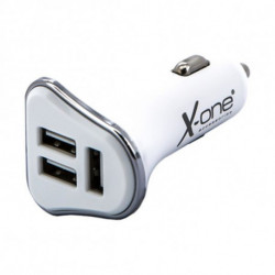 Car Charger Ref. 138178 3 x USB-A White
