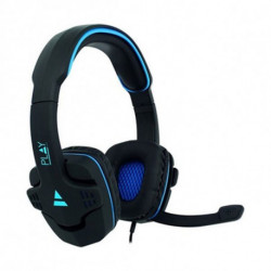 Ewent PL3320 headset Binaural Head-band Black
