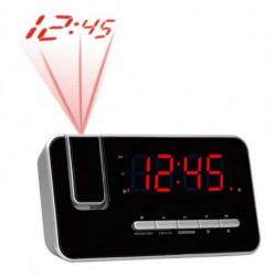 Denver Electronics CRP-618 Radio Uhr Digital Schwarz 111131000370