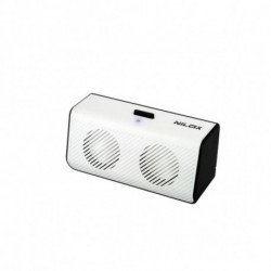 Nilox Haut-parleurs de PC 10NXPSJ3C3002 USB Blanc