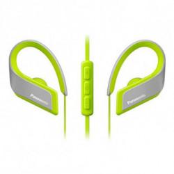 Panasonic Casques Bluetooth avec Microphone RP-BTS35E-Y Jaune