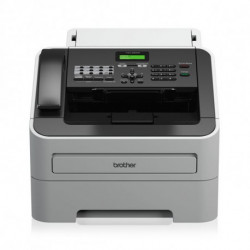 Brother FAX-2845 máquina de fax Laser 33,6 Kbit/s 300 x 600 DPI Preto, Branco