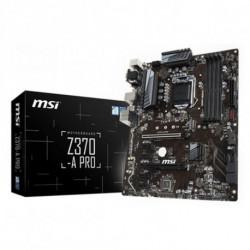 MSI Z370-A PRO motherboard LGA 1151 (Socket H4) ATX Intel® Z370 911-7B48-005