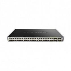 D-Link DGS-3630-28TC Géré L3 Gigabit Ethernet (10/100/1000) Noir 1U DGS-3630-28TC/SI