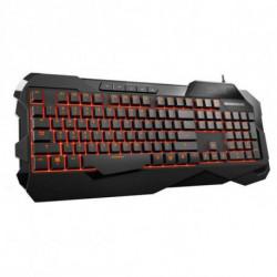 Krom Gaming Tastatur NXKROMKROWN Schwarz