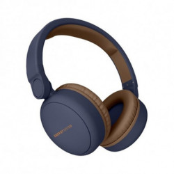 Energy Sistem Casques Bluetooth avec Microphone 444885 Bleu
