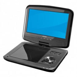 Denver Electronics MT-980T2H Lecteur DVD portable Convertible Noir 22,9 cm (9) 110111220020