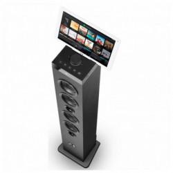 SPC Torre de Som 4554N Bluetooth USB FM 100W Preto