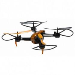 Denver Electronics DCW-360 MK2 dron con cámara Cuadricóptero Negro, Naranja 4 rotores 0,3 MP 1000 mAh 117101140070