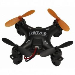 Denver Electronics DRO-120 drone com câmara Quadricóptero Preto 4 rotores 150 mAh 117101010020