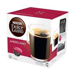 Coffee Capsules Nescafé Dolce Gusto 43352 (16 uds) American
