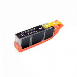 Inkoem Cartouche d'Encre Compatible M-PGI550XLBK Noir