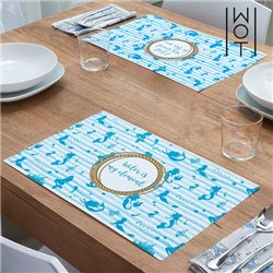 Wagon Trend Mermaid Placemats (Pack of 2)