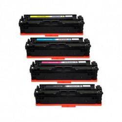 Inkoem Toner Compatible CF400 Cyan