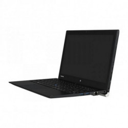 Toshiba Portégé Z20t-C-13Q Nero, Grafite Ibrido (2 in 1) 31,8 cm (12.5) 1920 x 1080 Pixel Touch screen Intel® PT16AE-02J03LCE
