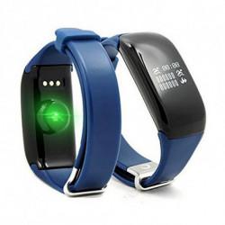 Brigmton BSPORT-14 Wristband activity tracker Black IP67 OLED 1.75 cm (0.69) BSPORT-14-N