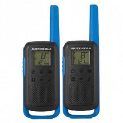 Motorola Talkie-walkie B6P00811 (2 pcs) Bleu