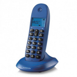 Motorola Téléphone Sans Fil C1001 Cerise