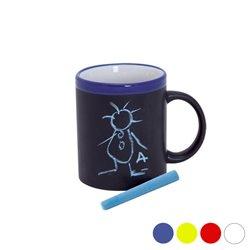 Chalkboard Mug (350 ml) 143272 Yellow