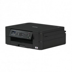 Brother DCP-J572DW multifunzione Ad inchiostro 27 ppm 1200 x 6000 DPI A4 Wi-Fi