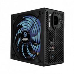 CoolBox DeepPower BR-650 alimentatore per computer 650 W ATX Nero DG-PWS650-85B