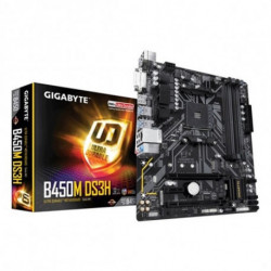 Gigabyte B450M DS3H placa base Zócalo AM4 Micro ATX AMD B450